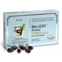 Bio-Q10 Active GOLD cps 1x60 ks