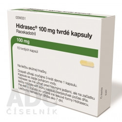 Hidrasec 100 mg cps dur (blis.) 1x10 ks