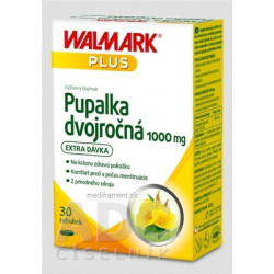 WALMARK Pupalka dvojročná 1000 mg (inov. 2019) cps 1x30 ks