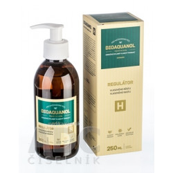 BIOAQUANOL H regulátor vlasového rastu 1x250 ml