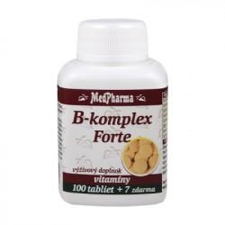 MedPharma B-KOMPLEX FORTE tablety 107 ks