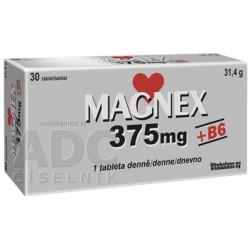 Vitabalans MAGNEX 375 mg + B6 tbl 1x30 ks