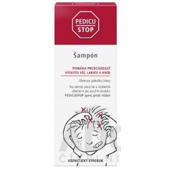 PEDICUSTOP Šampón prevencia proti všiam 1x150 ml