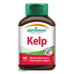 JAMIESON KELP MORSKÉ RIASY 650 µg 100 ks