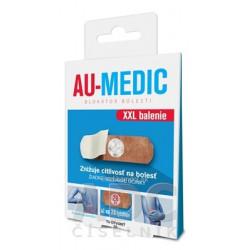 AU-MEDIC blokátor bolesti náplasti (crystal tape) 1x28 ks