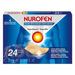 Nurofen 200 mg liečivá náplasť 4 ks