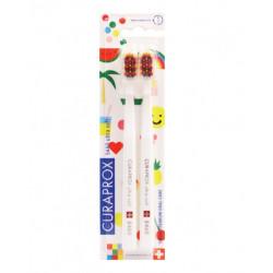 CURAPROX CS 5460 ultra soft POP ART Edícia 2 ks