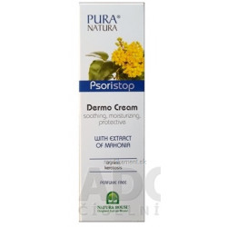 Natura House Psoristop dermo krém s 10% extraktom z mahónie 75 ml