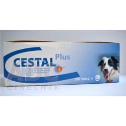 CESTAL PLUS žuvacie tablety pre psy 8 ks