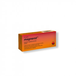 Magnerot tbl.50 x 500 mg