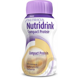 NUTRIDRINK COMPACT PROTEIN s príchuťou mocca 24x125 ml