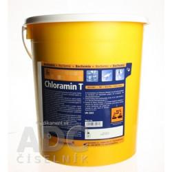 Chloramin T práškový dezinfekčný prostriedok v PE vedre 1x6 kg
