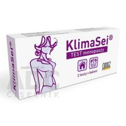 KlimaSei test menopauzy 1x2 ks