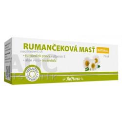 MedPharma RUMANČEKOVÁ MASŤ NATURAL 1x75 ml