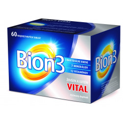BION 3 VITAL 60 tabliet