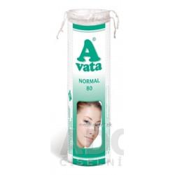 A vata Normal kozmetické tampóny 1x80 ks