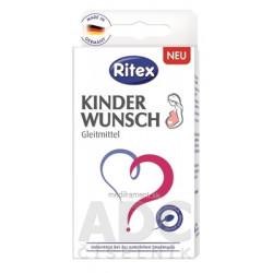 Ritex KINDERWUNSCH Lubrikant pre plánované otehotnenie, aplikátory 8x4 ml