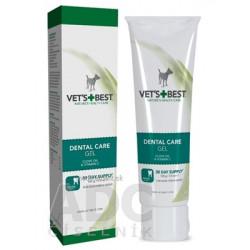 VET´S BEST DENTAL CARE GEL Clove oil dentálny gel pre psy 1x100 g