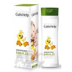 CutisHelp mimi konopná umývacia emulzia 1x200 ml
