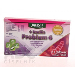 JutaVit Probium 6 + Inulín cps 1x15 ks