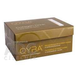 QYRA Intensive Care Collagen ampulky na pitie (á 25 ml) 1x21 ks
