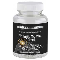 Pharma Activ Shilajit Mumio Altai cps 1x60 ks