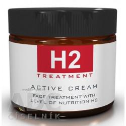 H2 TREATMENT ACTIVE CREAM 24-hodinový aktívny krém na tvár 1x60 ml