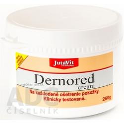 JutaVit Dernored cream na každodenné ošetrenie pokožky 1x250 g