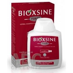 BIOXSINE ŠAMPÓN FORTE všetky typy vlasov proti vypadávaniu vlasov 1x300 ml