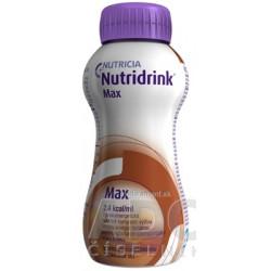 Nutridrink Max s čokoládovou príchuťou 4 x 300 ml