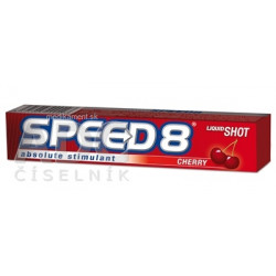SPEED 8 CHERRY ampulky 1x20 ml