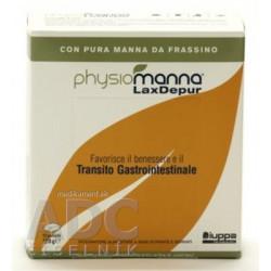 physiomanna LaxDepur šumivé tablety 1x12 ks