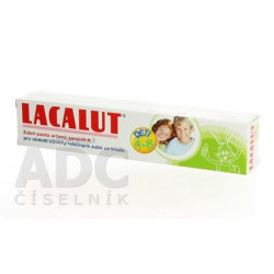LACALUT detská zubná pasta 4-8 rokov 1x50 ml