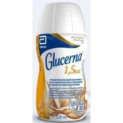 GLUCERNA 1,5 kcal kávová príchuť 4x200 ml