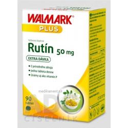 WALMARK Rutín 50 mg (inov. obal 2019) tbl 1x90 ks
