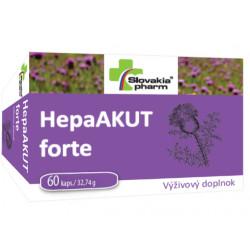 Slovakiapharm HepaAKUT forte 60 kapsúl