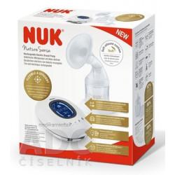 NUK Elektrická prsná pumpa Nature Sense 1 ks