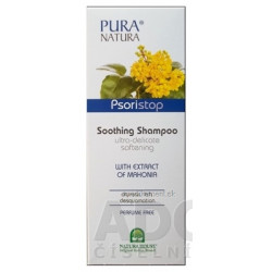 Natura House Psoristop šampón s extraktom z mahónie 250 ml