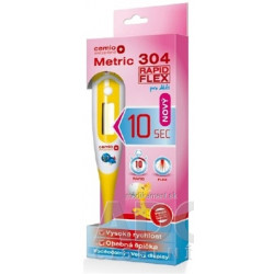 Cemio METRIC 304 Rapid Flex Digitálny teplomer pre deti 1 ks