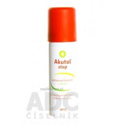 Akutol Stop spray ochranný obväz, sprej s hnacím plynom, 1x60 ml