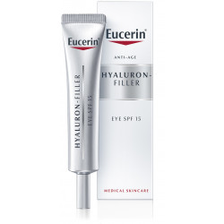 Eucerin HYALURON-FILLER očný krém proti vráskam 15 ml