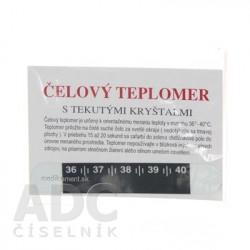 TEPLOMER čelový 1 ks