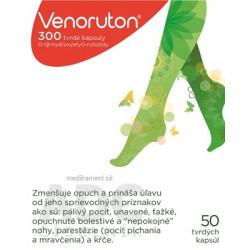 Venoruton 300 cps dur (blis.PVC/Al) 1x50 ks