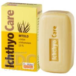 Dr. Müller IchthyoCare MYDLO s bielym ichthamolom 2,5% 90 g