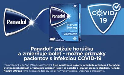 Panadol Novum 24 tabliet - 15%