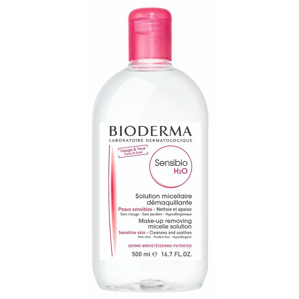 BIODERMA Sensibio H2O micelárna voda 500 ml 8,12€