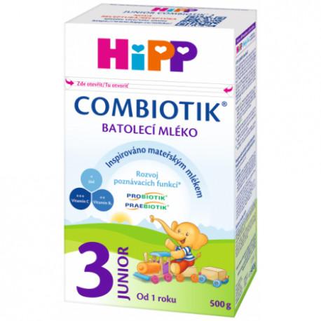 HiPP 3 JUNIOR Combiotik 500 g 9,69€