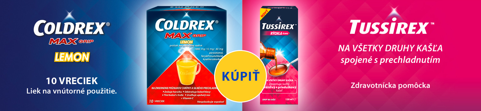 coldrex a tussirex