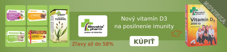 Slovakiapharm akciové ceny
